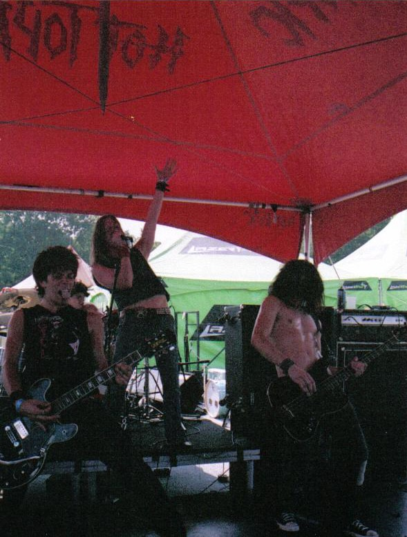 Warped Tour '05